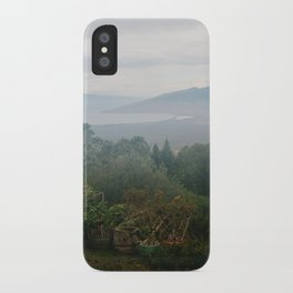 View From Upcountry iPhone Case