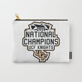 National Champions UCF Carry-All Pouch