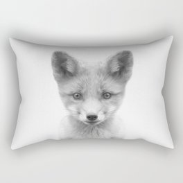 Baby Fox Rectangular Pillow
