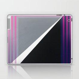 London - pink graphic Laptop & iPad Skin
