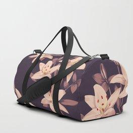 Lilies Duffle Bag