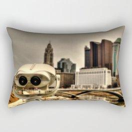 Wall E? Rectangular Pillow