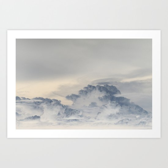 Inverted Art Print