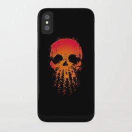 Skullset iPhone Case