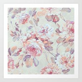 ROSES - 1318/1 Art Print