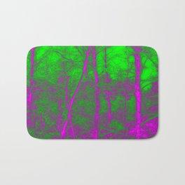 Acid Forest Bath Mat