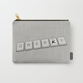 Qwerky Carry-All Pouch