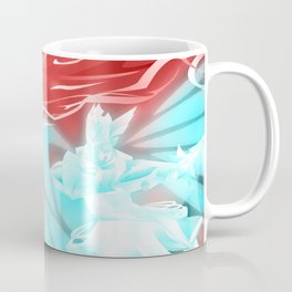 Archangel Vs ArchEvil Coffee Mug