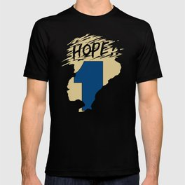 Hope!! (time machine ) T-shirt