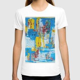 visions of Johanna T-shirt