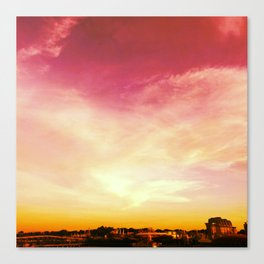 Sky in Singapore Canvas Print