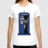 dalek T-shirts featuring Dr. Dalek by AWOwens