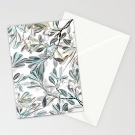leaves/Agat/ Stationery Cards