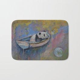 Panda Moon Bath Mat