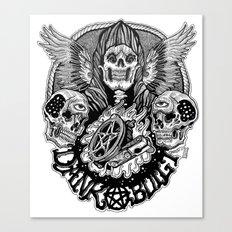 dankbuilt Canvas Print