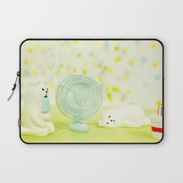 Chilling Too Laptop Sleeve