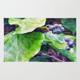 Ivy Berries Rug