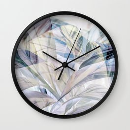 The Light of Shadow IV Wall Clock