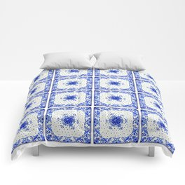 Dutchie Blues 1 Comforters