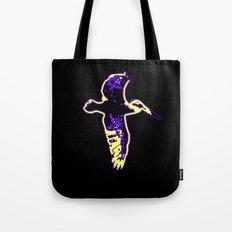 My Flying Pelican (c) Tote Bag