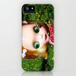 Gloha Meets Snail iPhone Case