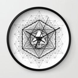 La Lumiere Wall Clock