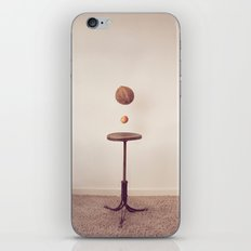 The Coconut Shy iPhone & iPod Skin