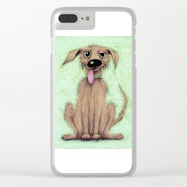 Happy Henry Clear iPhone Case