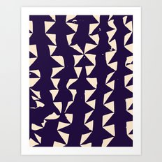 Children of the Kelp Forest — Matthew Korbel-Bowers Art Print