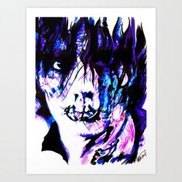 Billy Butcherson Art Print
