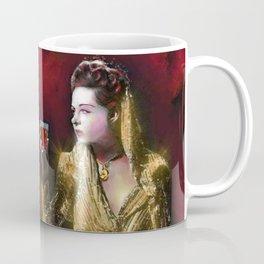 A Truce Between Vampires Coffee Mug