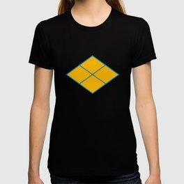 Four quadrangles #10 T-shirt
