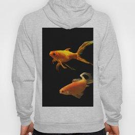 Golden fish Hoody