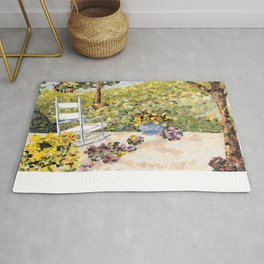 """My Front Porch"" Rug"