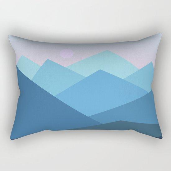 Landscape NC 01 Rectangular Pillow