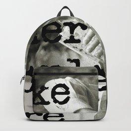Quoting Hemnigway #2 Backpack