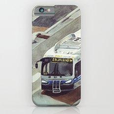 bus number 26 iPhone 6s Slim Case