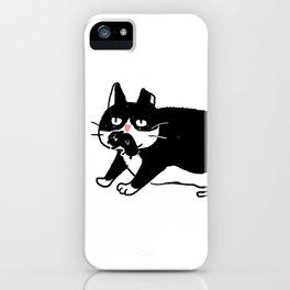 bao bao the cat iPhone Case