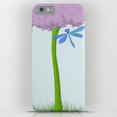 The Lone Hydrangea Slim Case iPhone 6 Plus