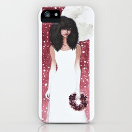 Princess Winter, The Lunar Chronicles iPhone Case