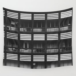 Porches Wall Tapestry