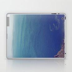 Sea green, ocean blue Laptop & iPad Skin