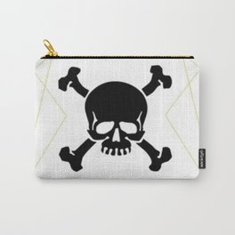 Fabulously Dead on the Inside Carry-All Pouch