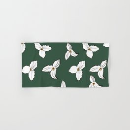 Trilliums Hand & Bath Towel