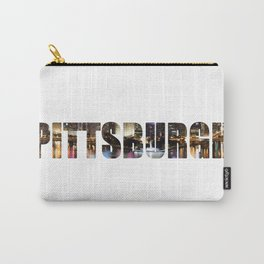 Pittsburgh at Night Carry-All Pouch