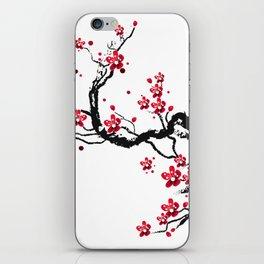Chery blossoms iPhone Skin