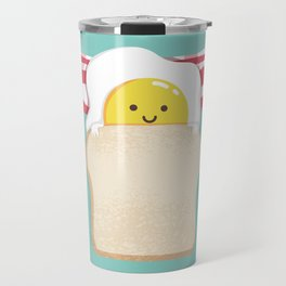 Morning Breakfast Travel Mug