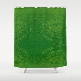 Bright Sea Foam Water Shower Curtain