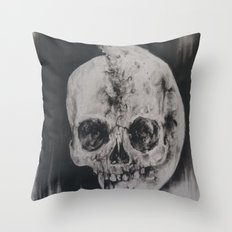 For Us And The Moon Throw Pillow