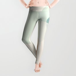Azzurro Shapes No.55 Leggings